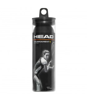 Head Tournament Squash ball x3 | My-squash.com