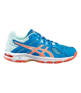 Asics Gel Beyond 5 Blue Jewel Squash shoes | My-squash.com