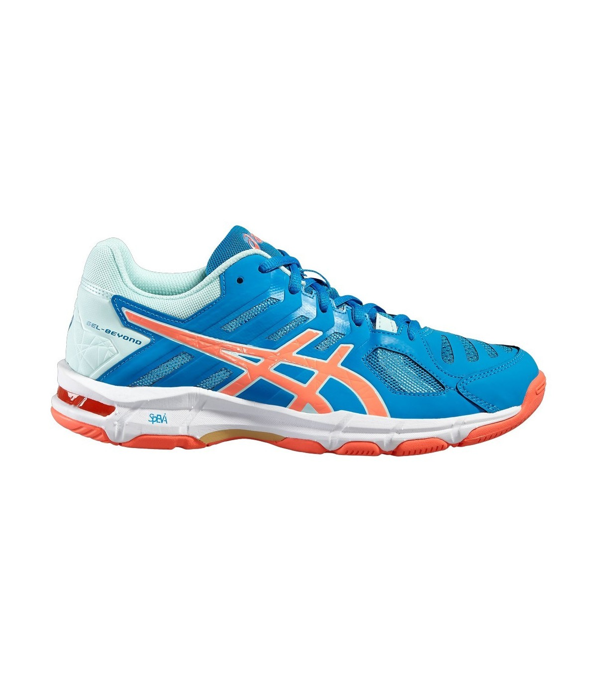 Chaussures Asics Gel Beyond blanches femme