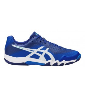 Asics Gel-Blade 6 Directoire Blue Squash shoes | My-squash.com