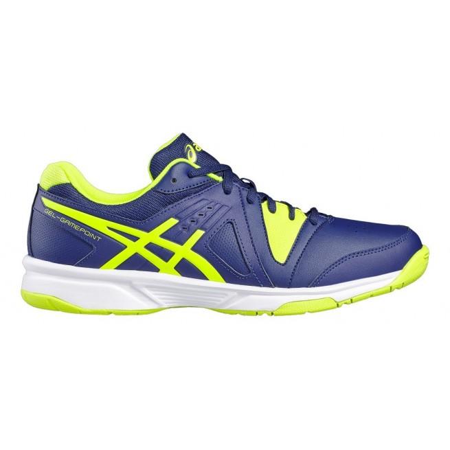 Chaussure squash Asics Gel-Gamepoint Indigo Blue |My-squash.com