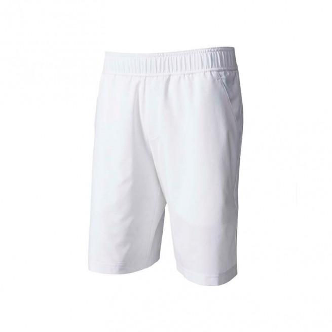 Adidas Essex Short Hommes Blanc |My-squash.com