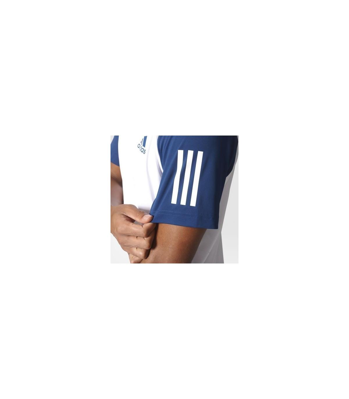 9687c166633 Men s Squash T-Shirt Adidas Club Tee – White   Mystery Blue