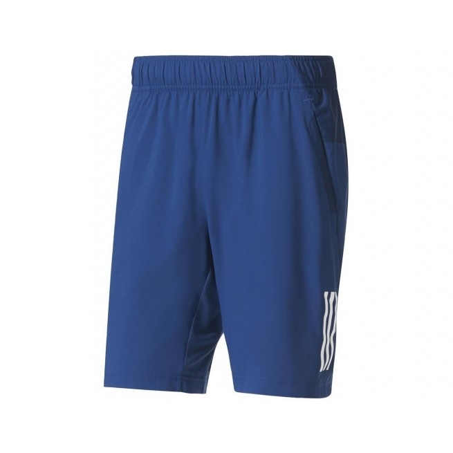 Adidas Club Short Hommes Bleu   My-squash.com