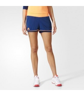 Adidas Court Short Girl Blue | My-squash.com