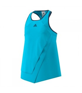 Adidas Court Tank Top Girl (Samba Blue / Mystery Blue)