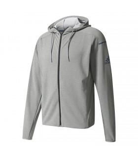 Adidas Club Sweat Hoodie Men Grey |My-squash.com