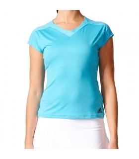 Adidas Melbourn Tee Women (Blue)