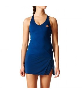 Adidas Women Mebourn dress Blue | My-squash.com