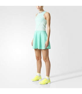 Adidas Women Barricade dress Green | My-squash.com