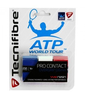 Tecnifibre Pro Contact Blue White Red | My-squash.com