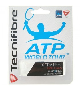 Tecnifibre Squash X-tra Feel Grip White