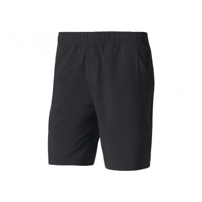 Adidas Essex Shorts Men Black | My-squash.com