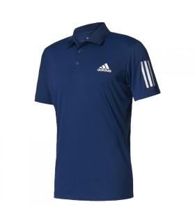 Adidas Club Polo Hommes Bleu | My-squash.com