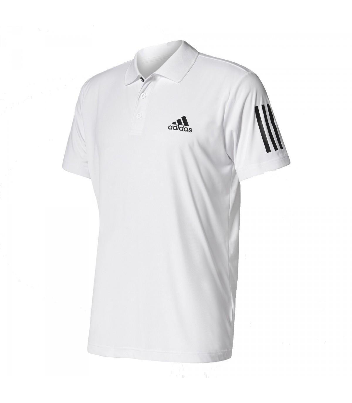 adidas - Polo - Homme Bois/blanc uqZjd6xNm