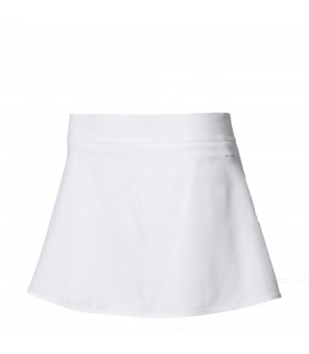 Adidas Club Skirt Women White /Black | My-squash.com
