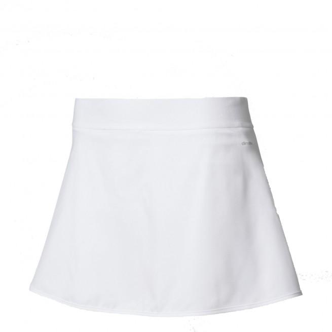 Adidas Club Skirt Women White /Black  My-squash.com