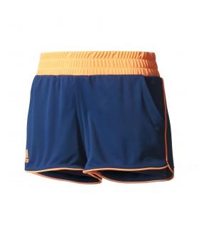 Adidas Court Short Femmes Bleu | My-squash.com