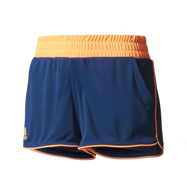 Adidas Court Short Girl Blue |My-squash.com