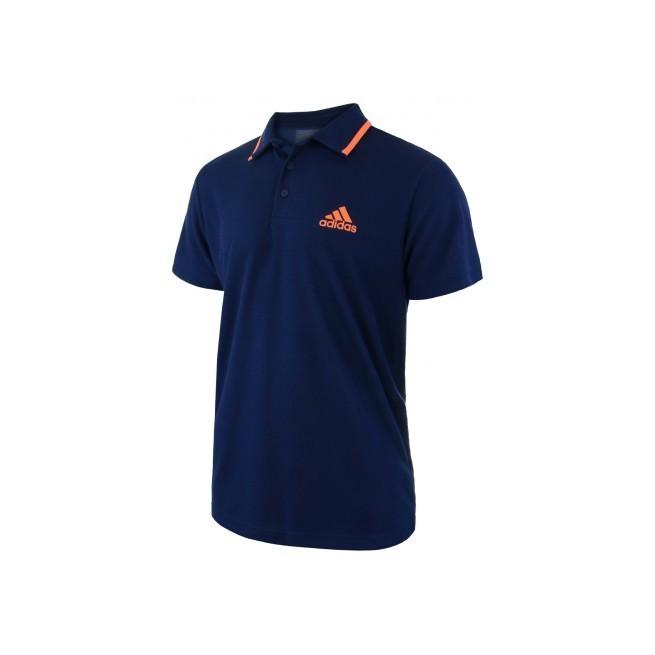 Adidas Club Polo Homme Bleu