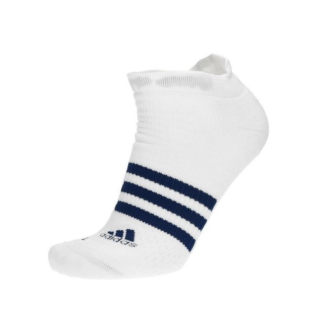 Adidas ID Liner sock (White/ Mystery Blue)