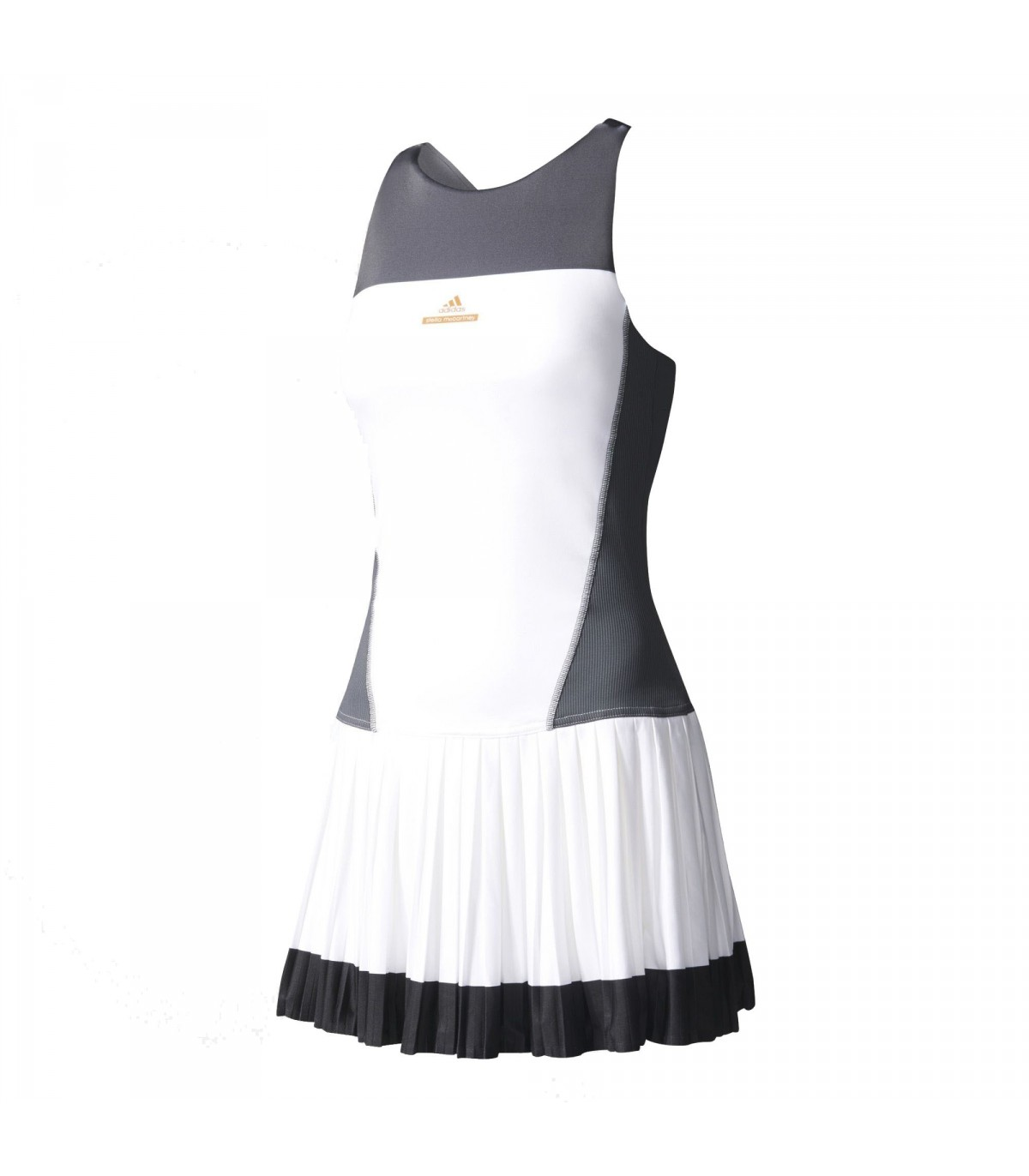new style a4882 08c5e ... Adidas Women Barricade dress White · Adidas ...