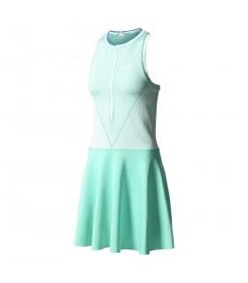 Adidas Robe Femme Barricade Vert | My-squash.com