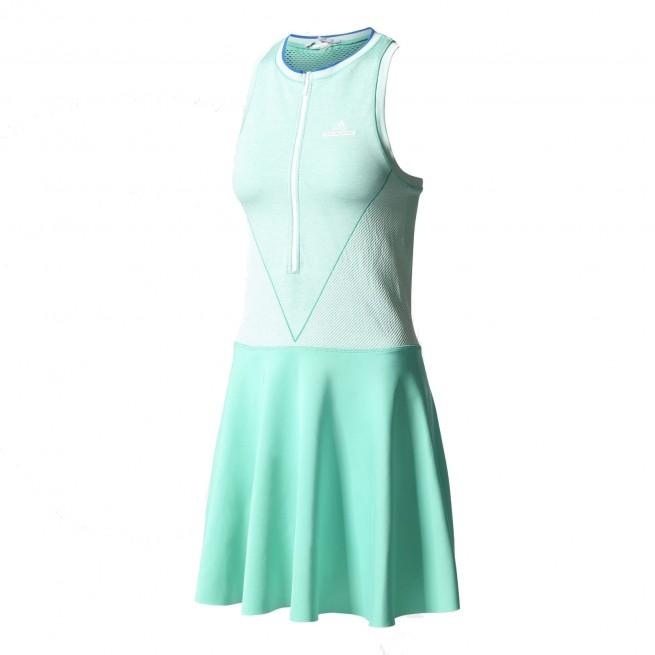 Adidas Women Barricade dress Green |My-squash.com