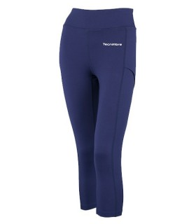 Legging 3/4 Tecnifibre Women Blue | My-squash.com