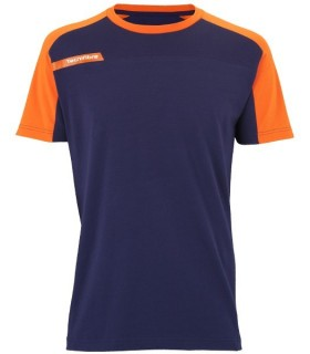 T-Shirt Tecnifibre F1 Men Stretch & Mesh Blue Navy | My-squash.com