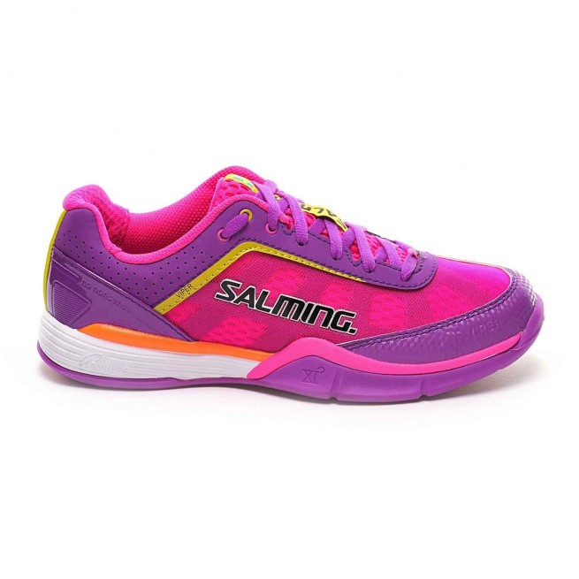Salming Viper 2.0 Pink Squash shoes | My-squash.com