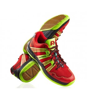Salming Race R1 3.0 Red/Yellow