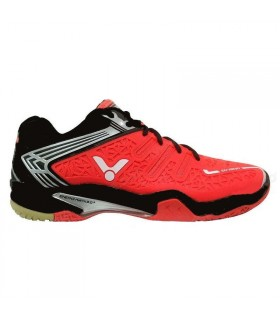 Victor SH-A830-OC Red Squash shoes | My-squash.com