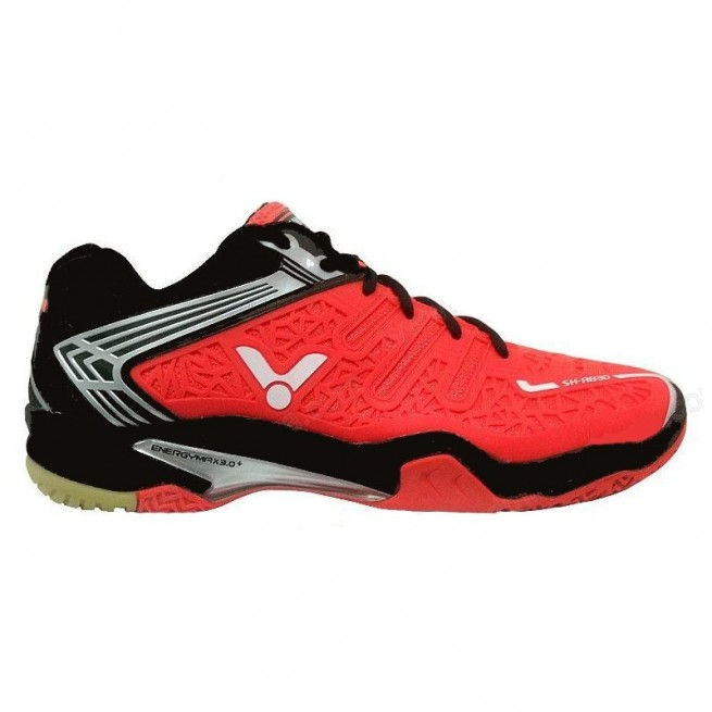Victor SH-A830-OC Red Squash shoes | My-squash.com
