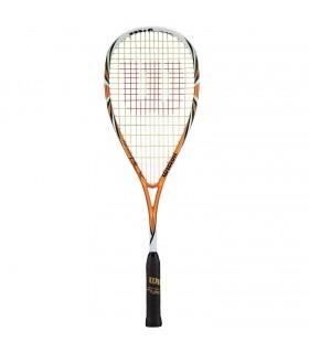 Raquette squash Wilson Fierce BLX | My-squash.com