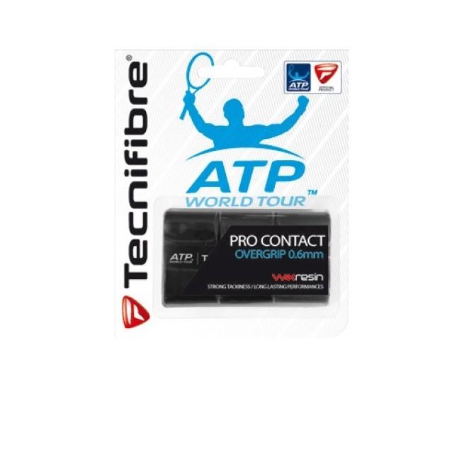 Surgrip tecnifibre Pro Contact Noir | My-squash.com