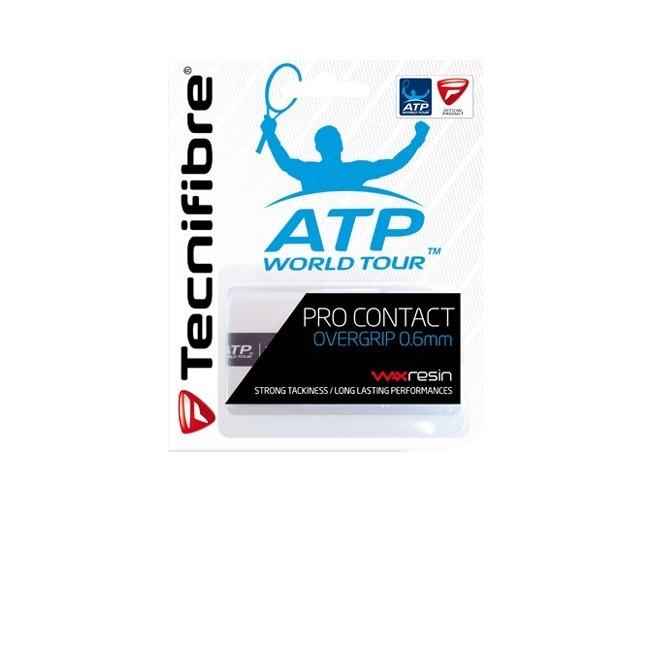 Surgrip tecnifibre Pro Contact Blanc | My-squash.com
