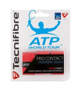 Surgrip Tecnifibre Pro Contact Rouge