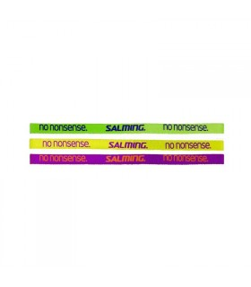Salming hairband adult Yellow/Purple/Cactus