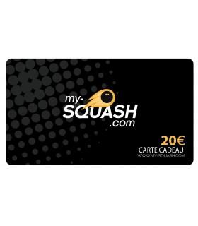 Gift Card 20 Euros