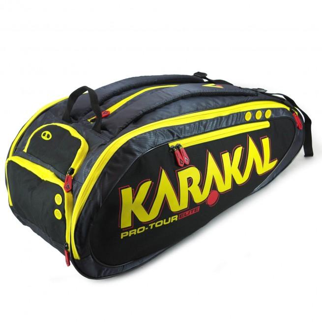 Karakal Pro-tour Elite Racketbag | My-squash.com
