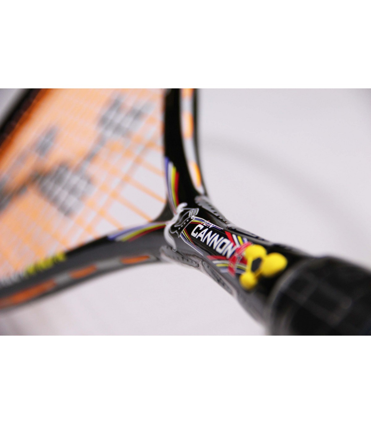 Black Knight Ion Cannon PS M.Castagnet Squash racket | My-Squash.com