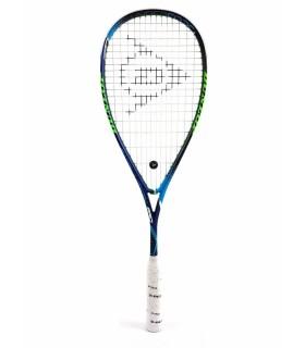 Dunlop HyperFiber + Evolution Pro HL Squash racket | My-squash.com