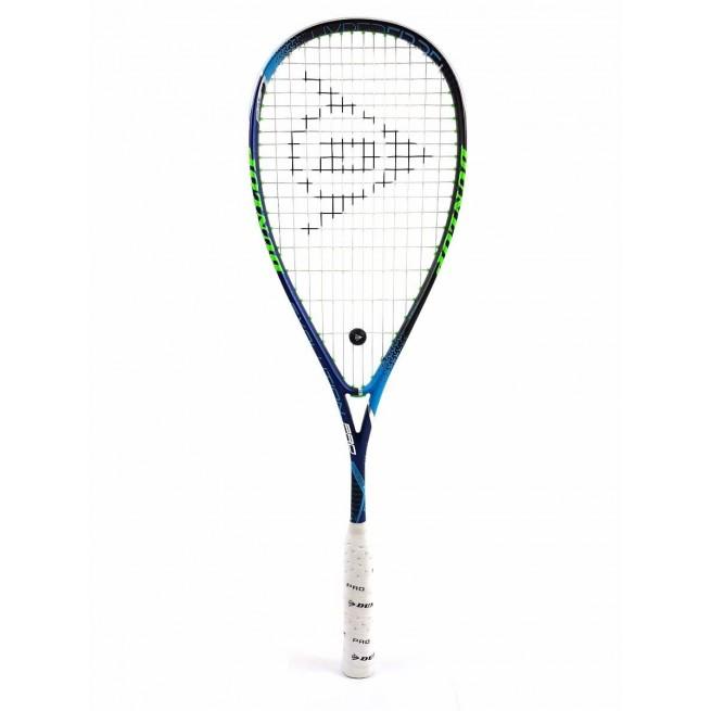 Raquette squash Dunlop HyperFiber + Evolution Pro HL |My-squash.com