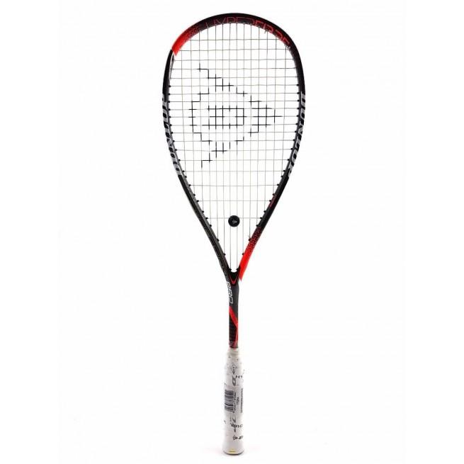 Dunlop HyperFiber + Revelation Pro HL Squash racket | My-squash.com