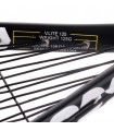 Raquette squash Eye Rackets V-Lite 125 Control M. Hesham 3 |My-squash.com