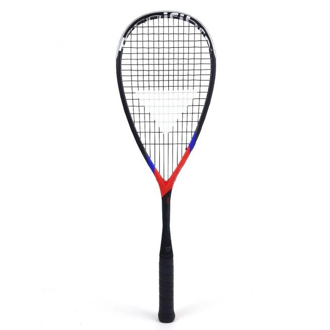 Raquette squash carboflex X-Speed 125|My-Squash.com
