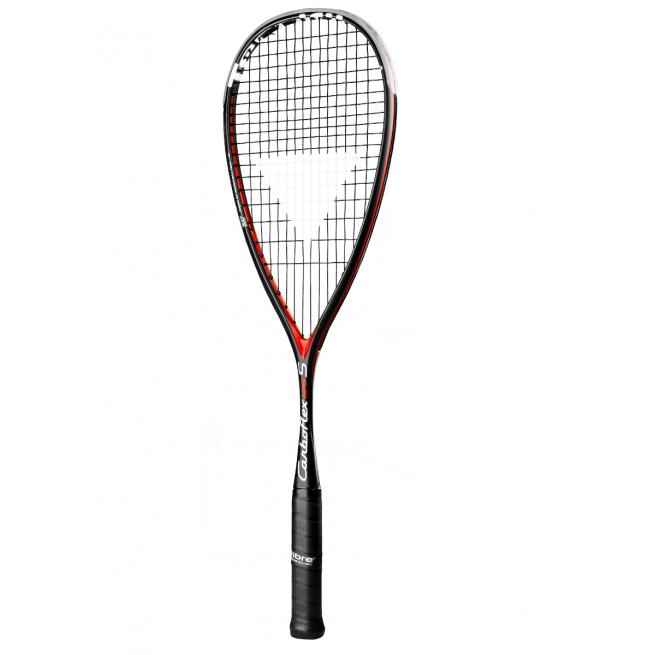 Tecnifibre Carboflex 125 S squash racket