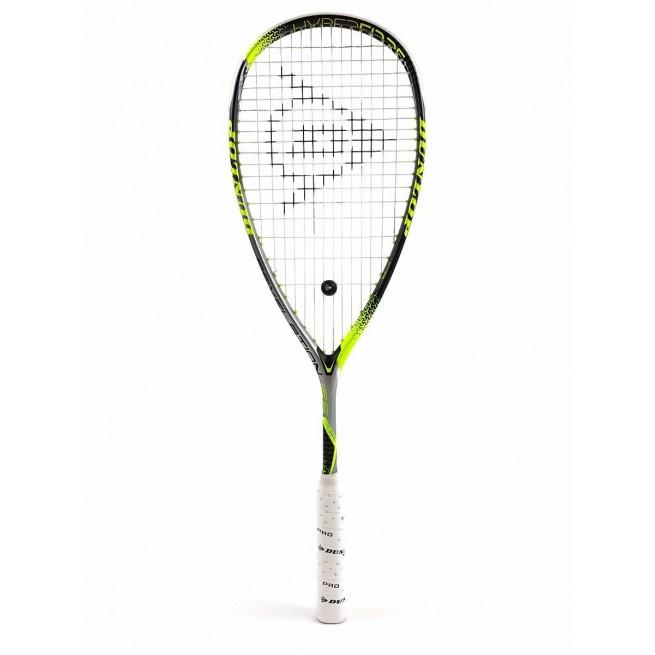 Dunlop HyperFiber + Revelation 125 Squash racket | My-squash.com