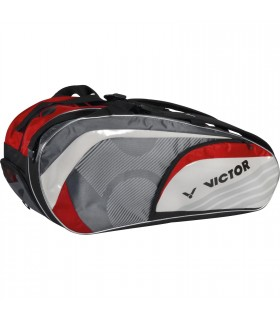 Victor Doublethermobag 9117 Rouge | My-squash.com